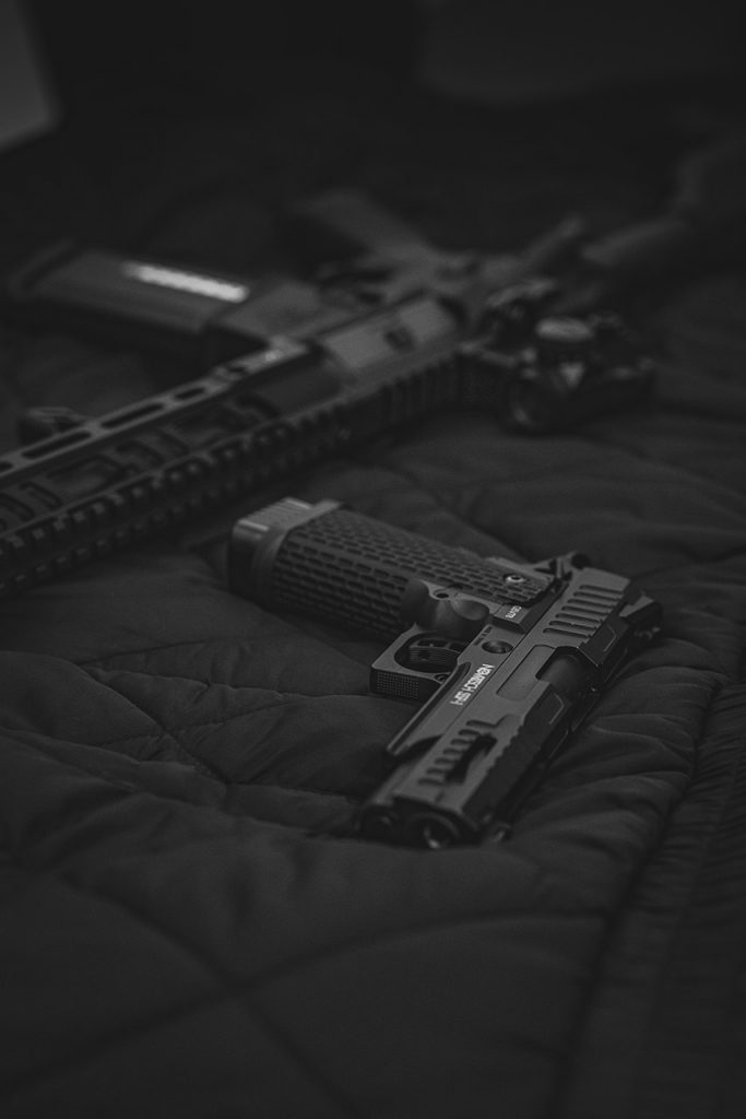 Different Gun Types